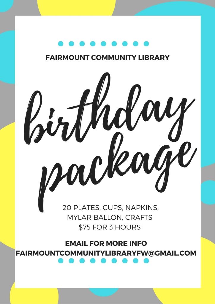 fairmount-community-library